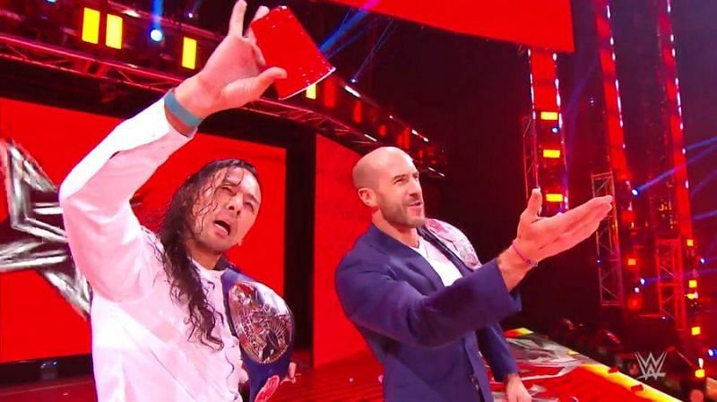 The SmackDown Tag Team Champions