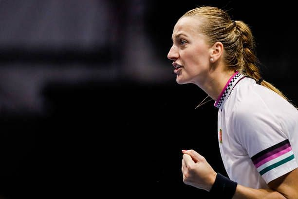 Petra Kvitova will be eyeing a deep run at this year