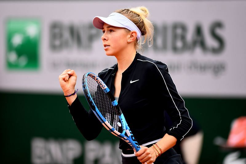 Anisimova will need to find her best form to make a deep run at the French Open