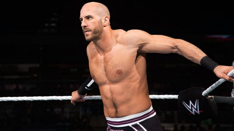 Cesaro is always ready to put forth a fantastic match.