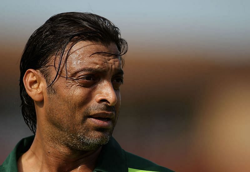 Shoaib Akhtar conceded 72 runs in his 10 overs in the 2003 World Cup clash against India