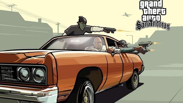 GTA San Andreas (Image credits: Den of Geek)