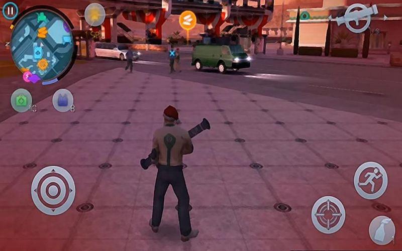 Gangstar Vegas (Image credits: APKPure.com)