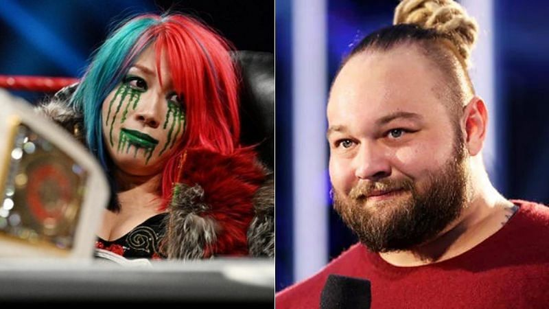 Asuka and Bray Wyatt