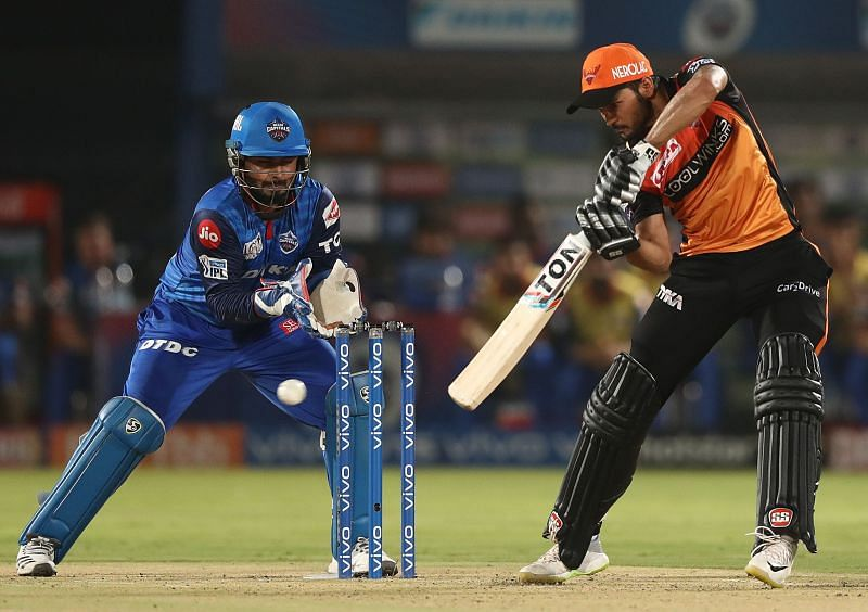 Manish Pandey will have to shoulder SRH