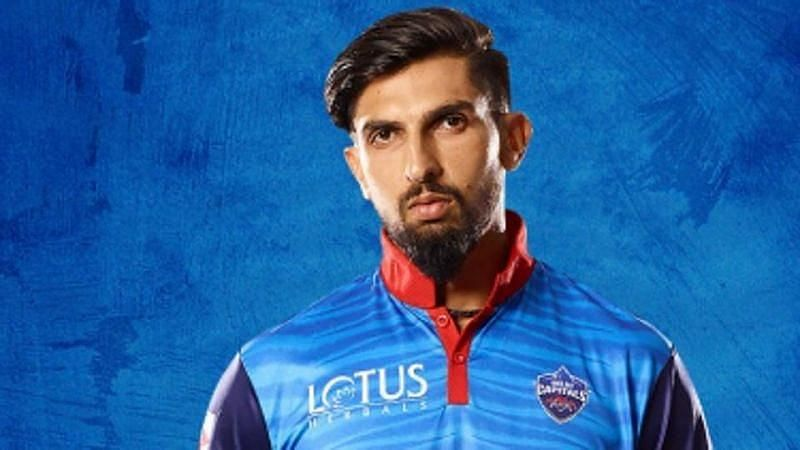 Ishant Sharma is the most experienced Indian fast bowler in the Delhi Capitals lineup
