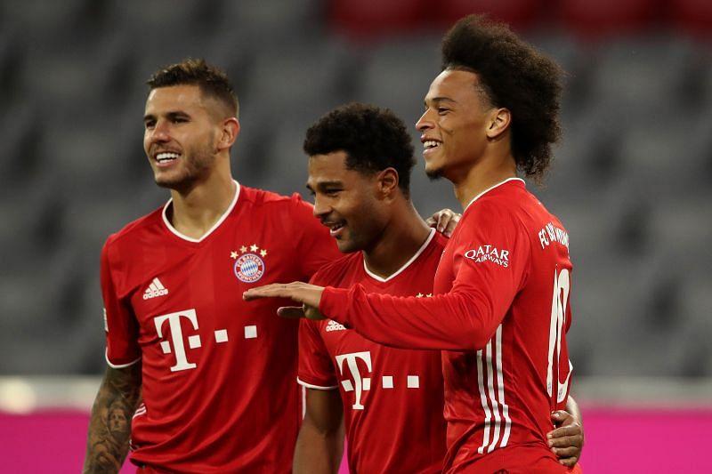 FC Bayern Munich will face Sevilla in a battle of cup winners