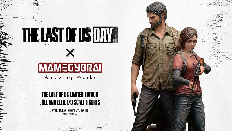 Naughty Dog is set to launch an exciting set of collectibles and merchandise as part of this year
