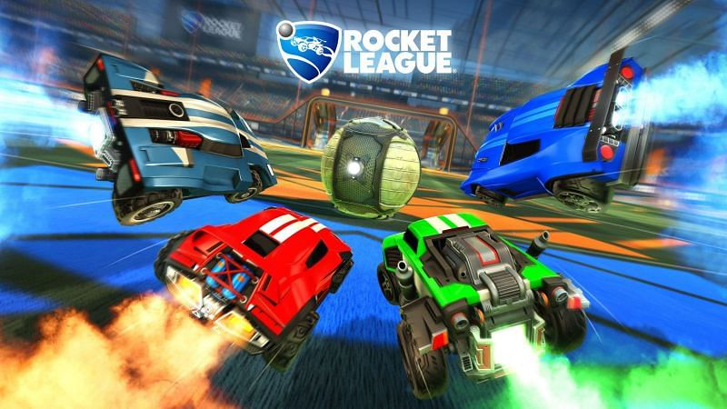 Rocket League is going to be free-to-play for players on 23rd September 2020 (Image credits: Rocket League)