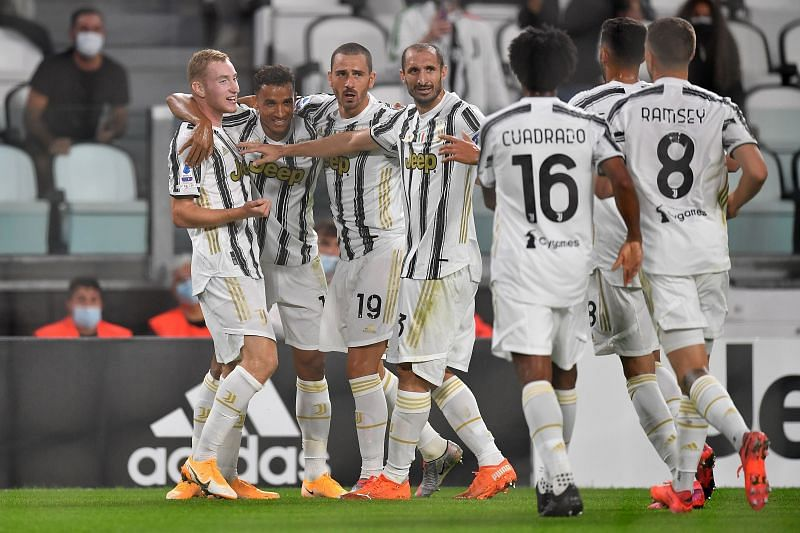 Juventus kicked off their Serie A title defence in style