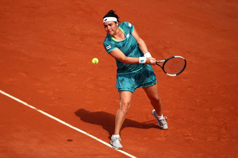 Ons Jabeur at the 2019 French Open