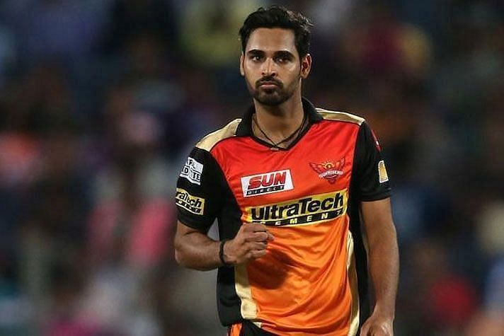 Bhuvneshwar Kumar has been wicketless in the two matches Sunrisers Hyderabad have played