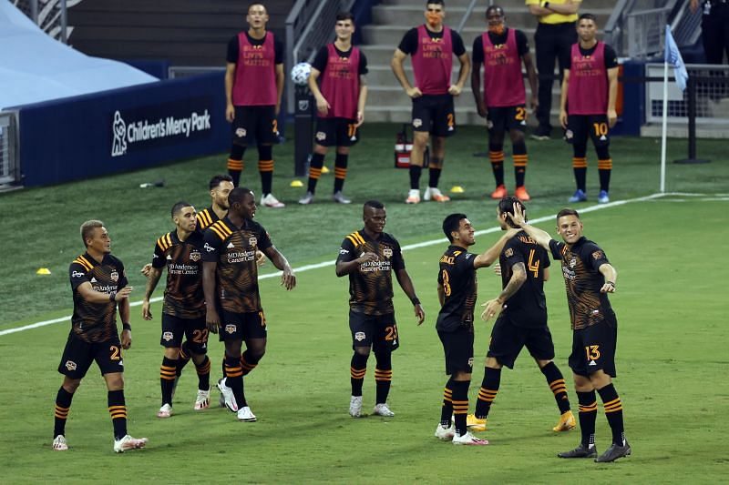 The Houston Dynamo is a resurgent force