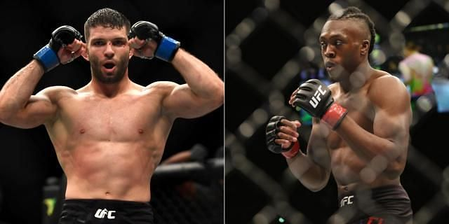Thiago Moises vs Jalin Turner is off UFC Vegas 9