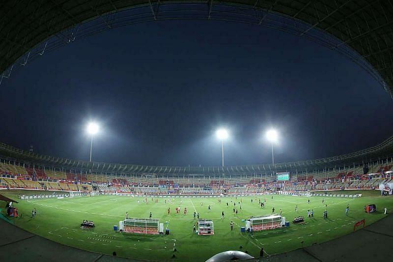 Jawaharlal Nehru Stadium Stadium in Fatorda will be one of the three venues for ISL 2020-21 season