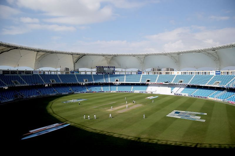Dubai International Stadium will host its third fixture of IPL 2020