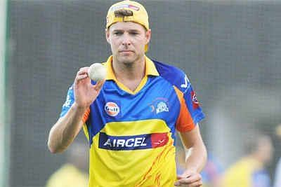 Ben Laughlin is a great bowler in the BBL.