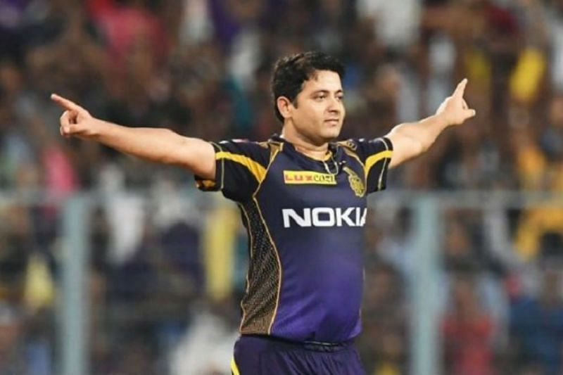 Piyush Chawla had moved from KKR to CSK during the auction for IPL 2020