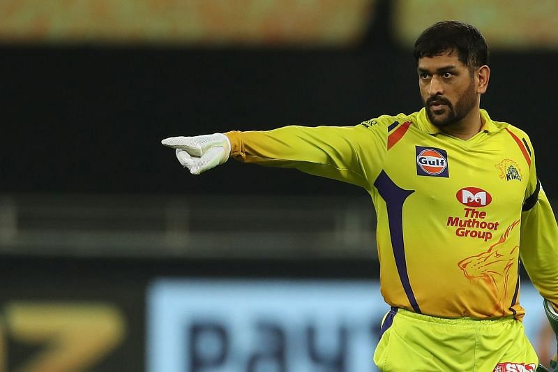 MS Dhoni and CSK succumbed to a 44-run defeat to DC [PC: iplt20.com]