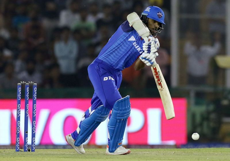 Shikhar Dhawan will open the innings for DC in IPL 2020