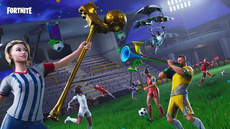 Fortnite tryhards are typically easy to spot (Image Credit: Epic Games)