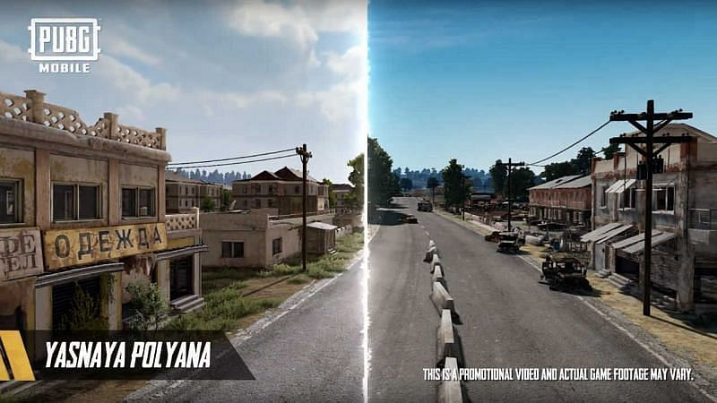 The much-awaited Erangel remastered map is out