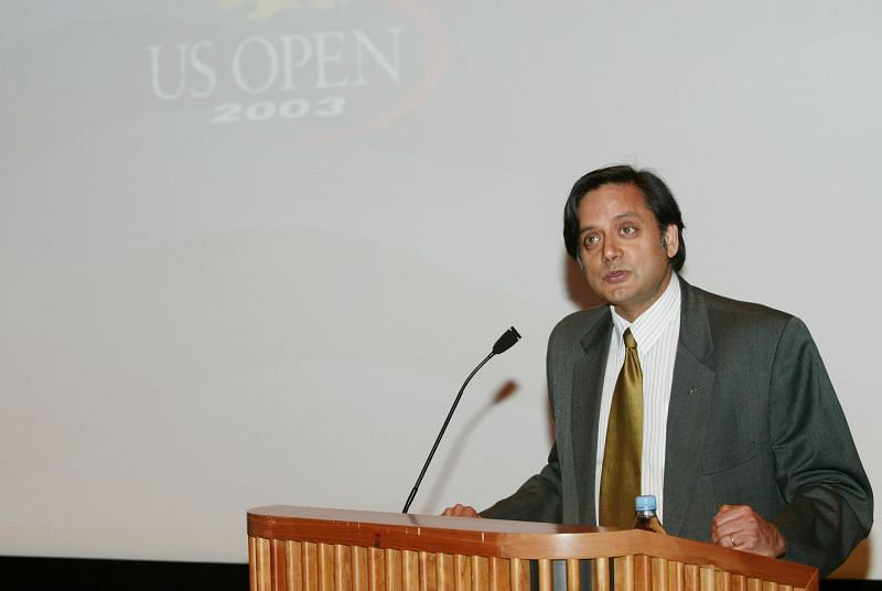 Dr. Shashi Tharoor believes that the government can benefit greatly from legalising sports betting in India