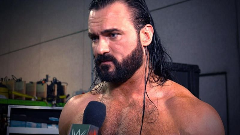 Drew McIntyre in WWE
