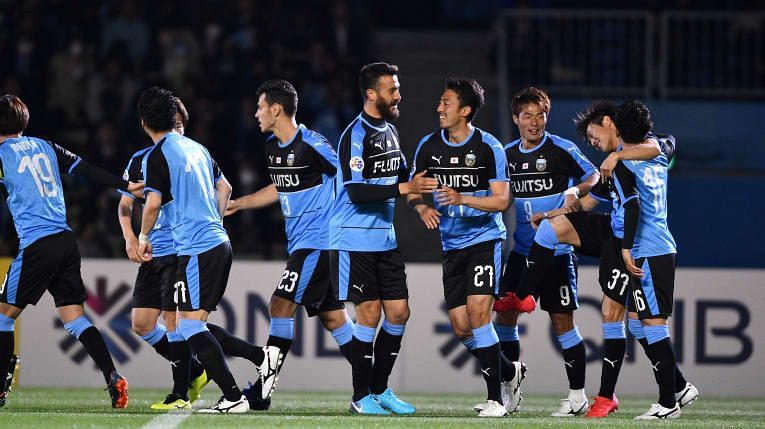 Kawasaki Frontale are in excellent form