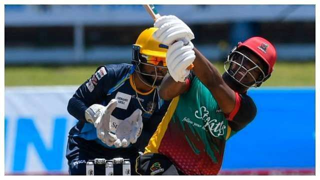 The Patriots will need their top order to come good if they want to win this CPL match
