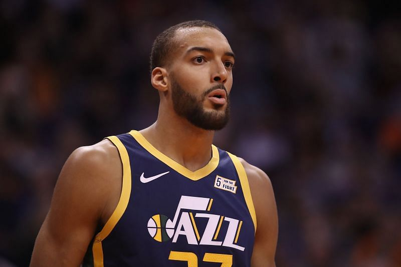 Utah Jazz are unsure about spending big on Gobert