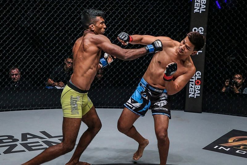 Rahul Raju will have the country of a billion people cheering him on when he steps inside the cage in October
