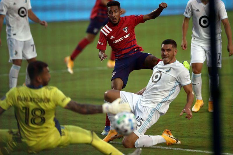 FC Dallas will take on Atlanta United