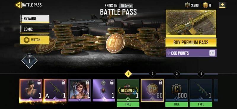 Season 10 Battle Pass