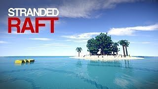 Stranded Raft (Image credits: MinecraftMaps)