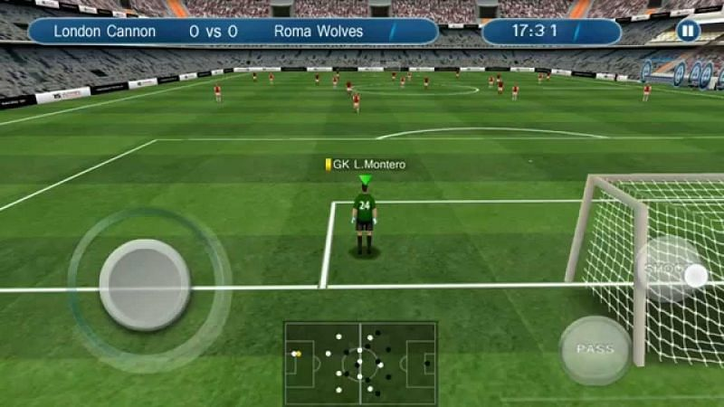 Ultimate Football (Image Credit: Techzamazing, YouTube)