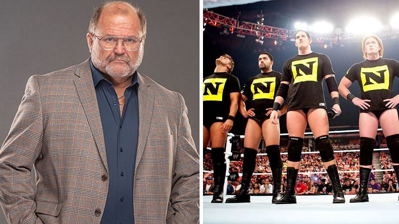 The Nexus had one of the most memorable debuts in WWE history