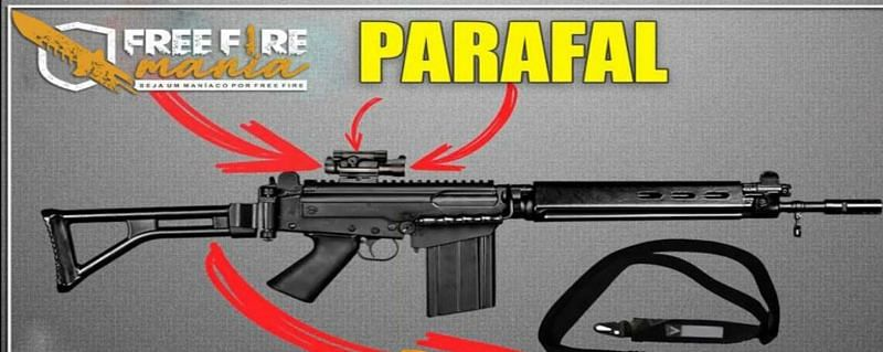 Parafal weapon leak