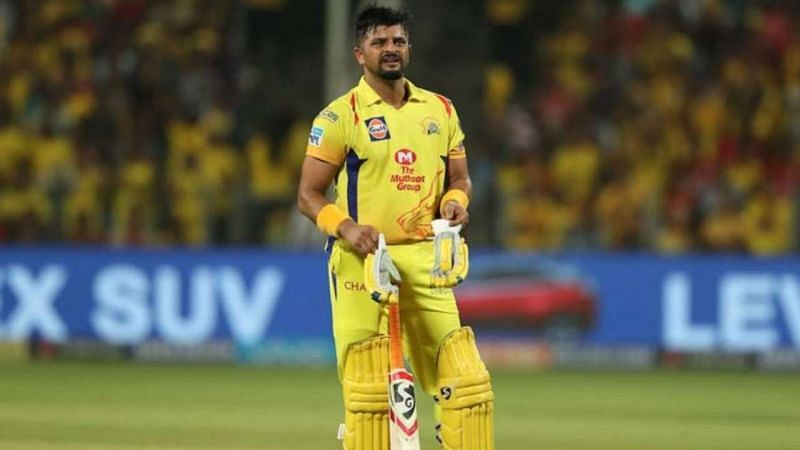 Suresh Raina will miss an IPL season for the first time in his career