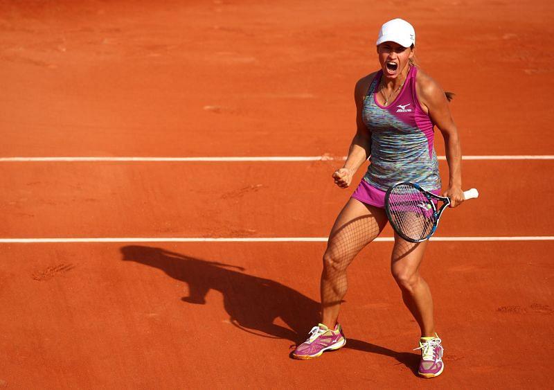 Yulia Putintseva faces Petra Martic in Rome on Thursday
