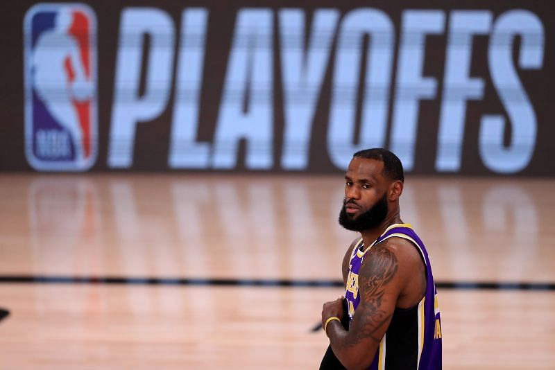 LeBron James needs to step up for the LA Lakers