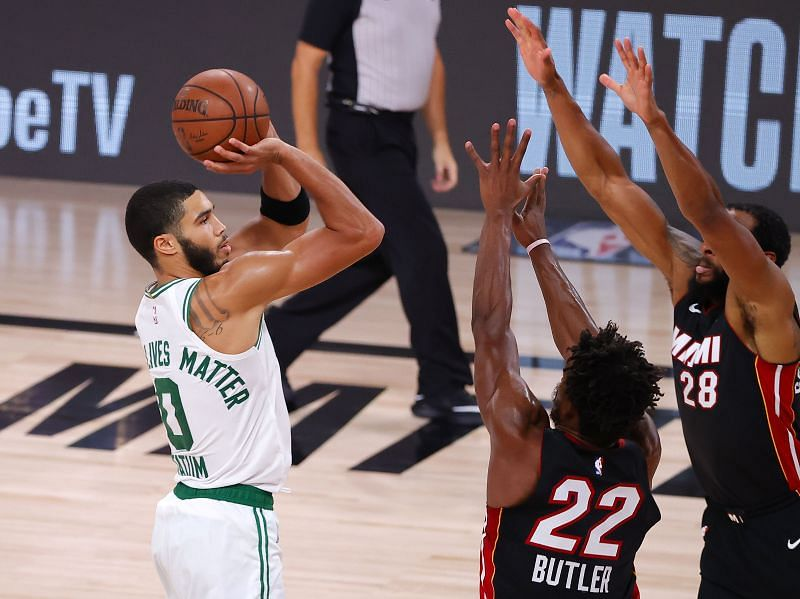 NBA News Update:The Boston Celtics lost 113-125 to the Miami Heat in Game Six of the Eastern Conference Finals