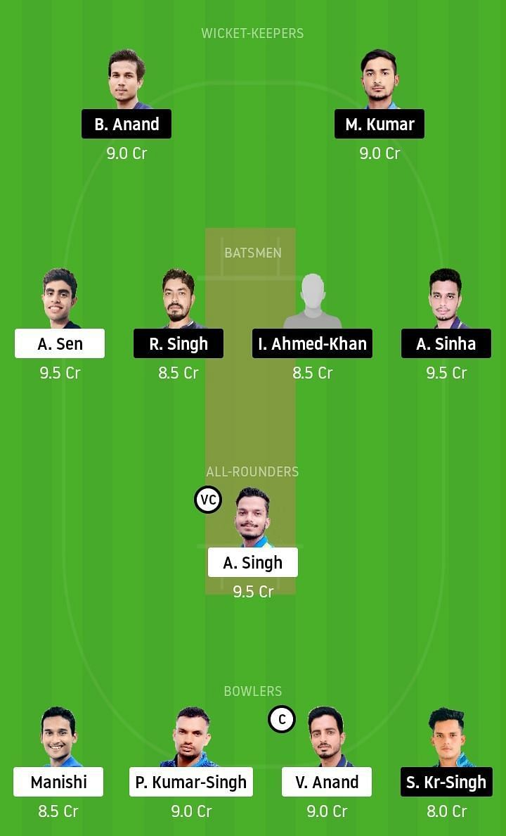 RAN vs DUM Dream11 Team Prediction