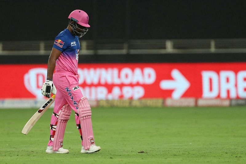 The runs seem to have dried up for Sanju Samson.