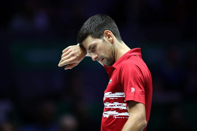 Novak Djokovic is yet to be cleared his dues by the state of Rio.