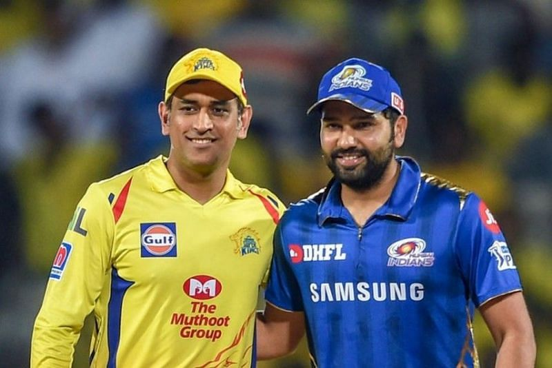 MS Dhoni and Rohit Sharma will captain their respective sides in the IPL 2020 season opener