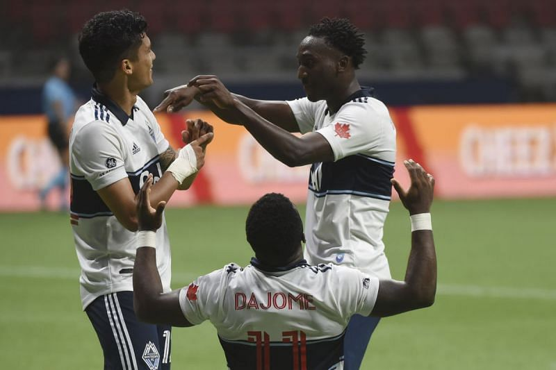 Vancouver Whitecaps face Real Salt Lake this weekend