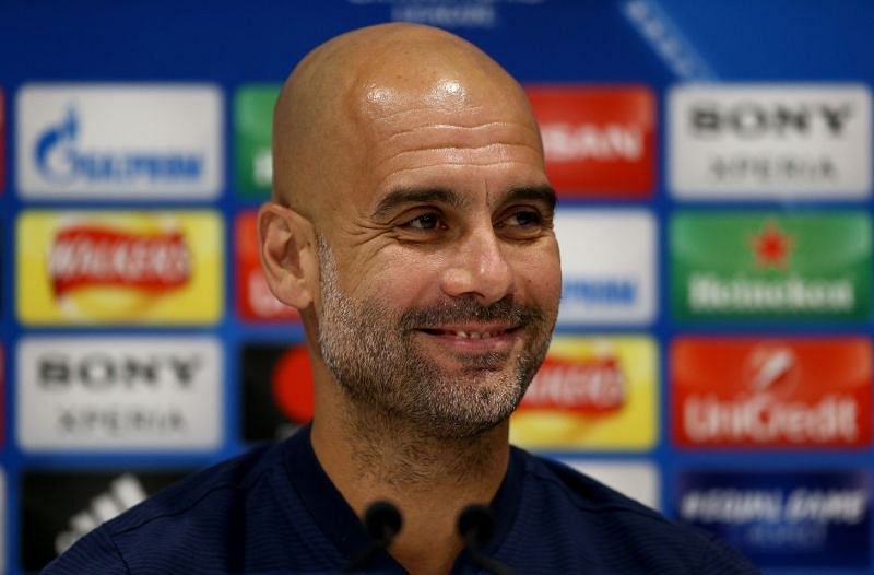 A central defender is a priority for Pep Guardiola
