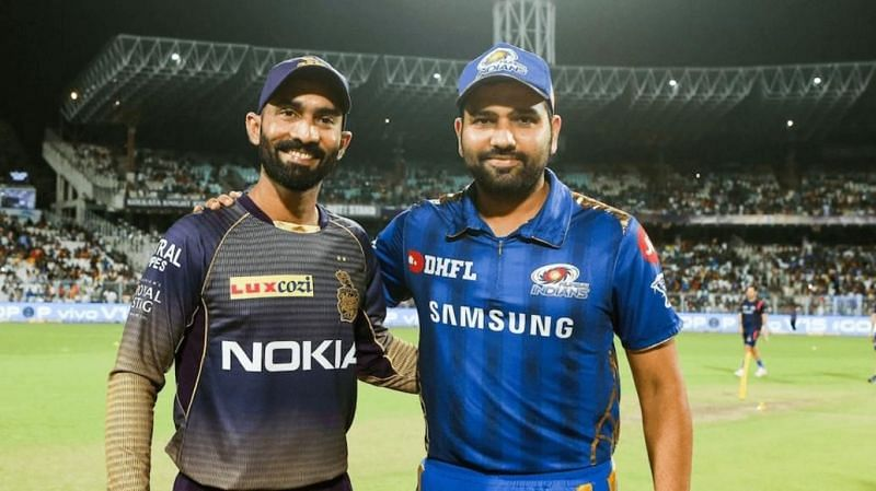 Dinesh Karthik is glad KKR are playing MI early in IPL 2020 (Picture credit: kkr.in)