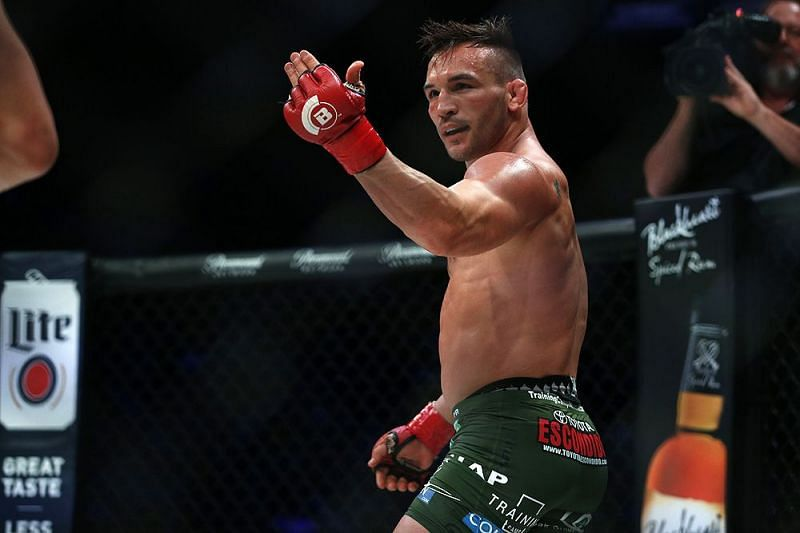 Michael Chandler